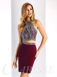 Clarisse Homecoming Dress S3006 | Promgirl.net