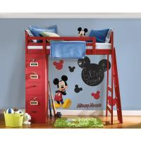Mickey Chalkboard Peel And Stick Wall Decal