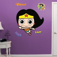 Wonder Woman Kids REALBIG Wall Decal