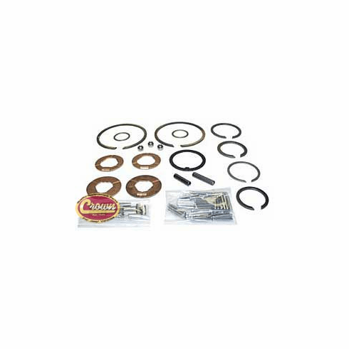 T150 Small parts kit, 1976-79 Jeep CJ with T-150 3 speed