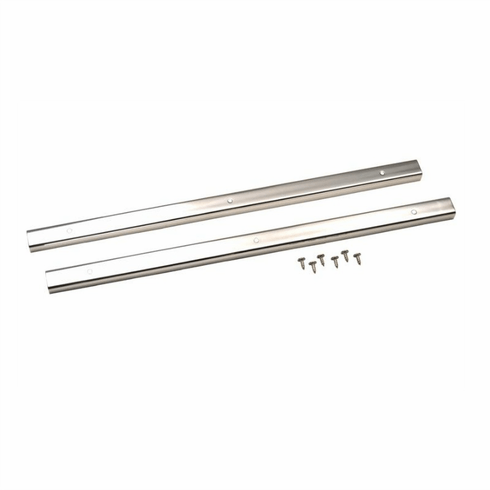 Kentrol 30416 Entry Guard Set Polished Stainless Steel