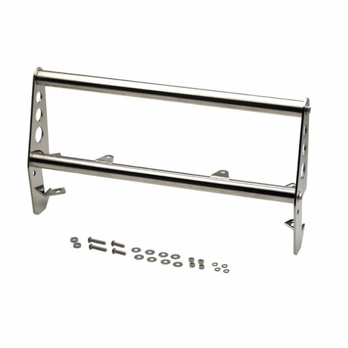 Kentrol 30418 Grill Guard Polished Stainless Steel, Jeep