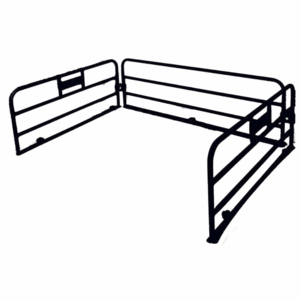 Bed Rails by Hornet Outdoors Ranger: SideBySideStuff.com