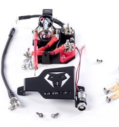 genesis dual battery kit 2014 18 polaris rzr xp 1000 xp turbo s 1000 900 s 900 [ 1500 x 1001 Pixel ]