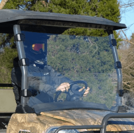 Coating Windshield for Golf Carts