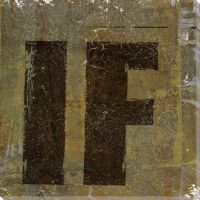 """""""IF"""" Wrapped Canvas Giclee Print Wall Art - Wall Decor ..."""