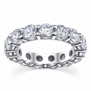 Diamond Eternity Bands Wedding Eternity Diamond Rings