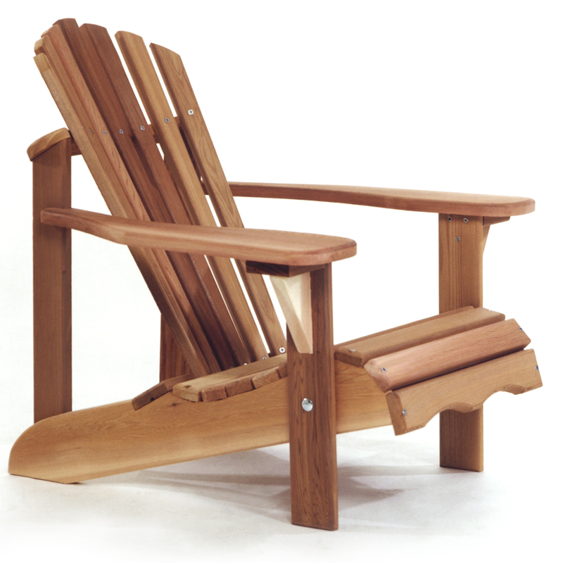 adirondack chair kit best place to buy chairs cedar wood child s outdoor