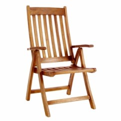 Patio Folding Chair Lift Recliner Medicare Chairs Outdoor Furniture Plus Java Teak 5 Position Arm