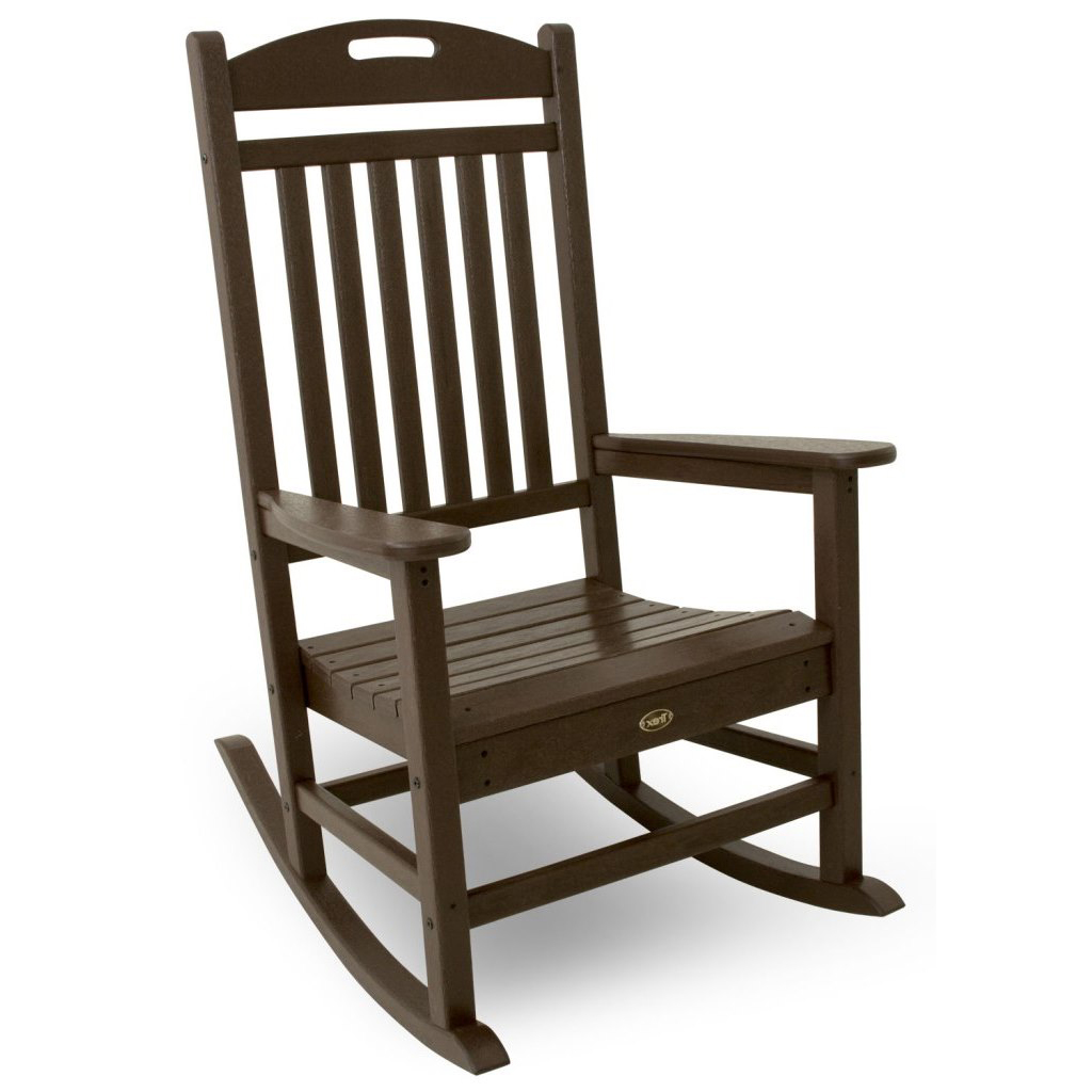Trex Rocking Chairs Trex Yacht Club Rocker And Side Table Set Three Piece