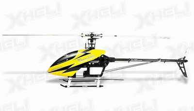 Align RC 6 Channel Helicopter T-REX 600 Nitro Super Pro