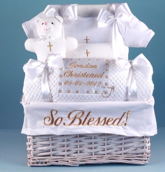 baby christening baptism gifts
