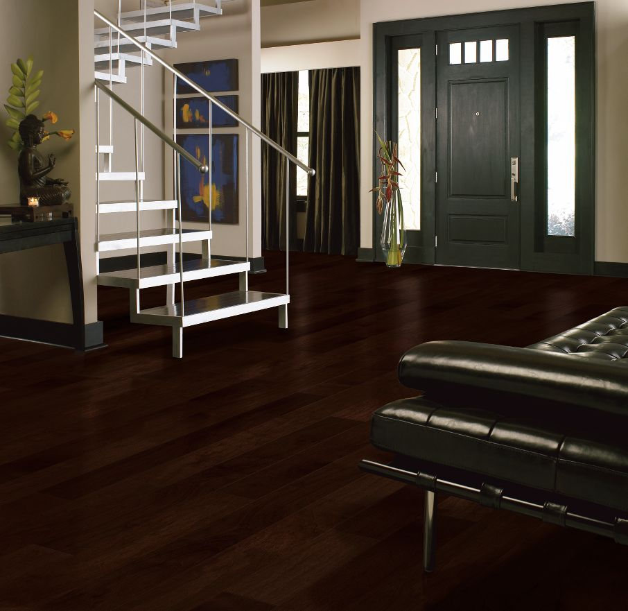 Bruce Turlington LockFold Hardwood Flooring