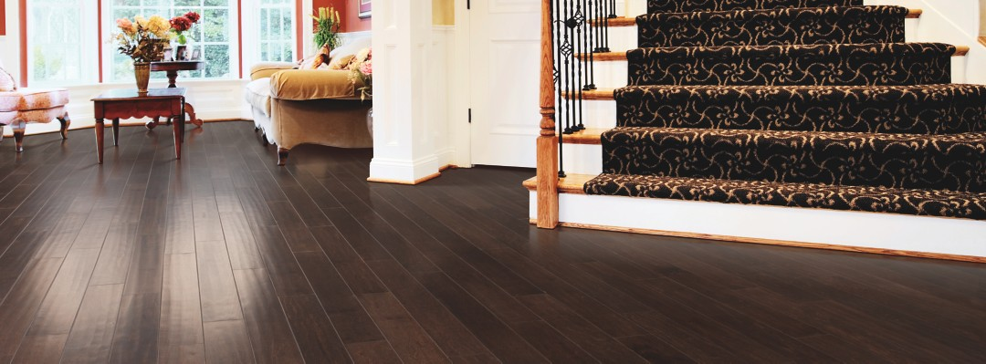Mohawk Byrch Valley Rustic Tobacco Hardwood Flooring