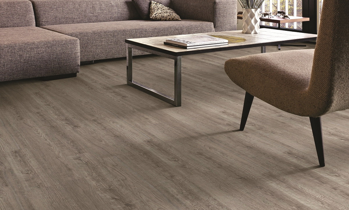 Mohawk Tailor Made Rockport Grey 12 mil Click Vinyl Flooring