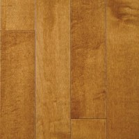 "Mullican Muirfield Golden Maple 3"" Solid Hardwood Flooring"