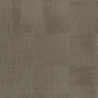 Tandus Consequence II Salt Carpet Tile