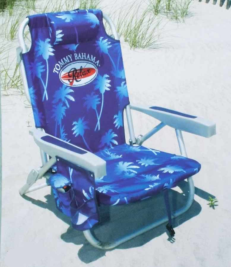 backpack cooler beach chair dining feet protectors 2015 tommy bahama chairs