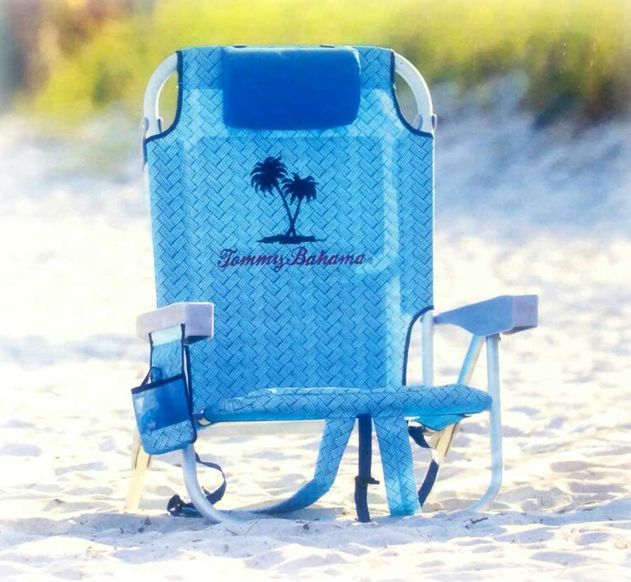 tommy bahama cooler chair office hsn code backpack lite blue