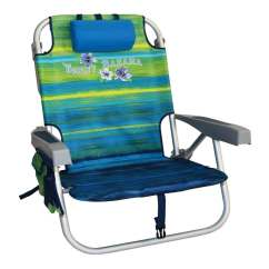 Tommy Bahama Chair Cooler Backpack Office Qatar Living Beach Green Striped