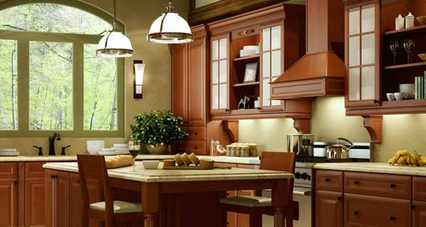 TSG Kitchen Cabinets By Forevermark Cabinetry