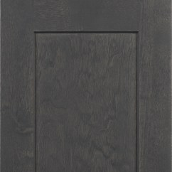 Espresso Shaker Kitchen Cabinets Ceramic Tile Dover Lunar Sample Door