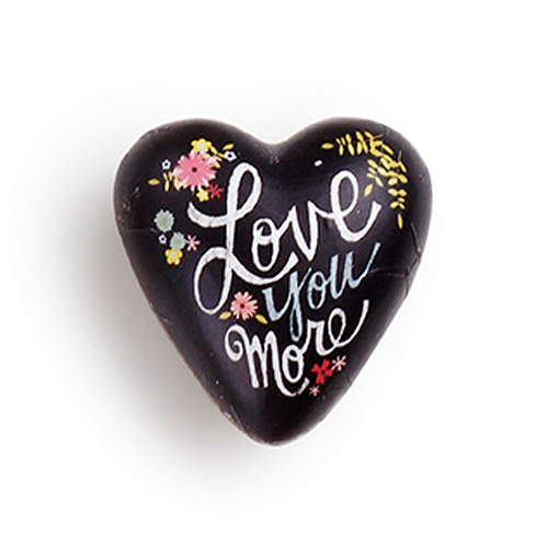 DEMDACO Art Heart Tokens Love You More Hearts Desire Gifts