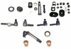 Jeep Steering Repair Kits for Jeep CJ, Wrangler and Cherokee.