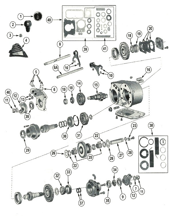 1948 Willys Engine Diagram. Parts. Wiring Diagram Images