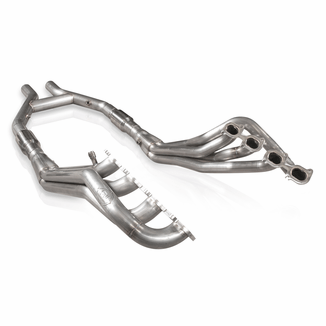 2007-14 Mustang GT500 Stainless Works Header w/ Catted H-Pipe