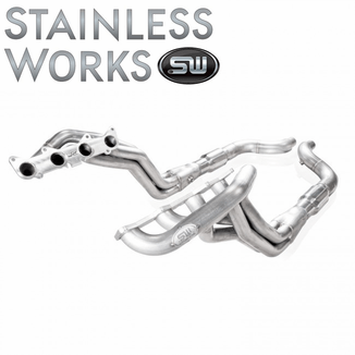 2015-20 Mustang Shelby GT350 Stainless Works Header System