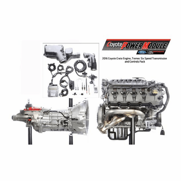 FRPP Coyote Power Module 6 Speed Manual Transmission