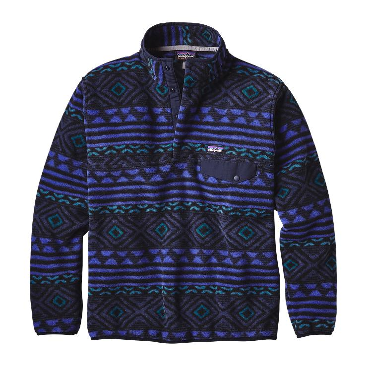 Patagonia Pullover Patagonia Mens Synchilla Snap T Fleece Pullover Saltillo