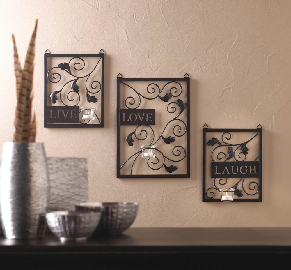 Live Love Laugh Wall Decor Wholesale At Koehler Home Decor