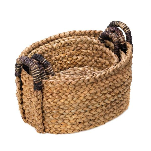 Woven Nesting Baskets Koehler Home Decor