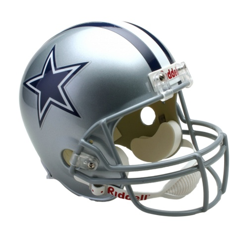cowboys football helmet chair bed bath and beyond dallas full size deluxe replica