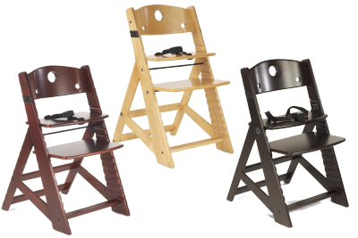 keekaroo high chair compact folding chairs kneesntoes net height right kids free shipping limited time offer