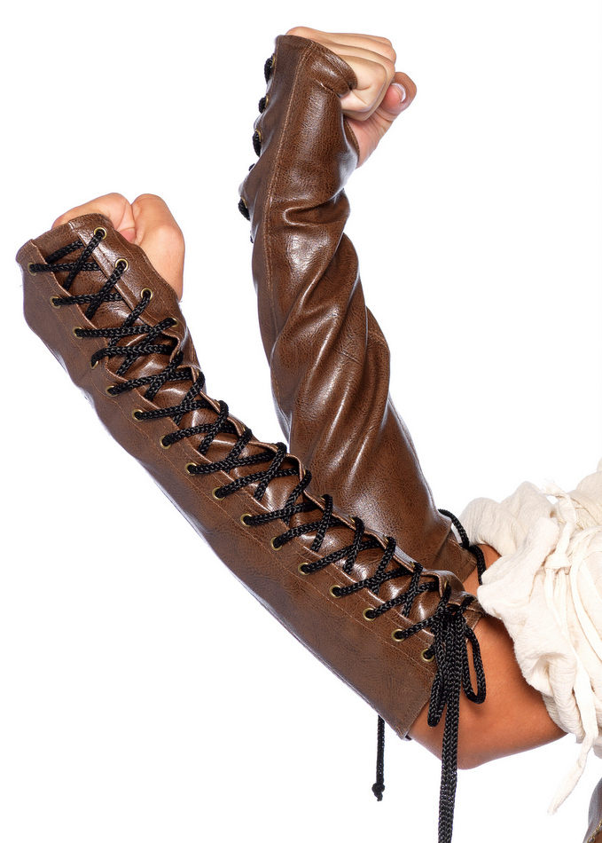 Leather Arm Guard