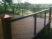 Cable rail aluminum railing systems from Stainless Cable ...