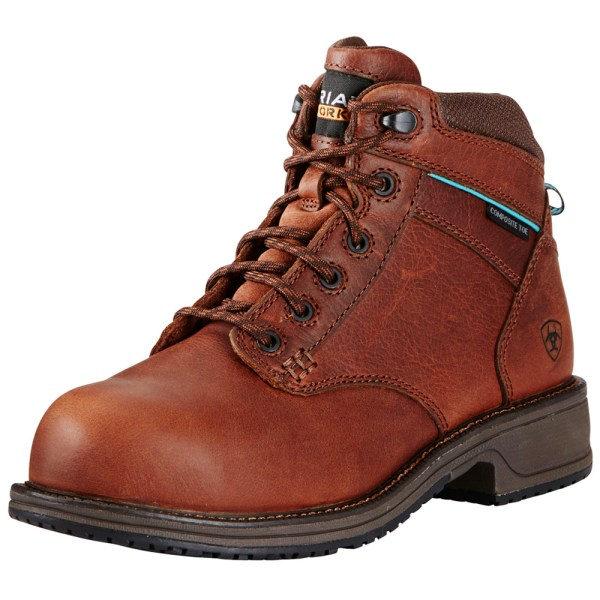 Ariat Womens Casual 5 Composite Toe Work Boot 10020097