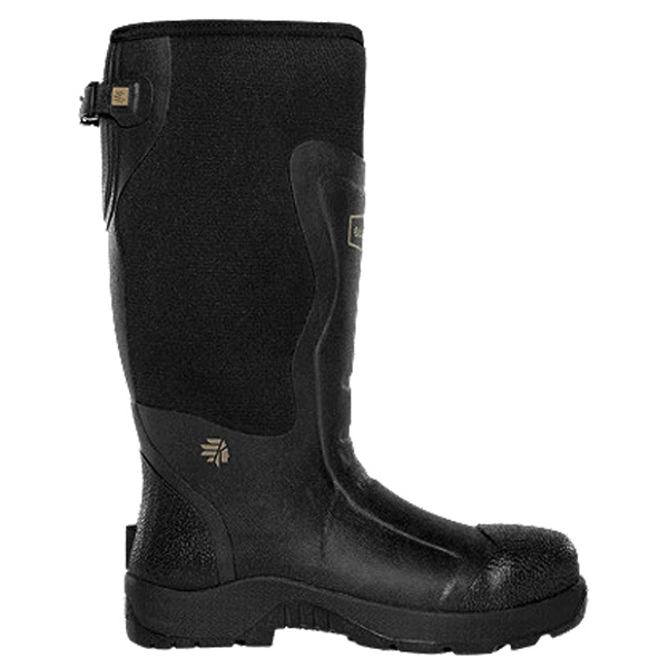 Lacrosse Rubber Steel Toe Boots Mount Mercy University