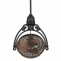 Old Havana Ceiling Mount Only by Fanimation - FPH81