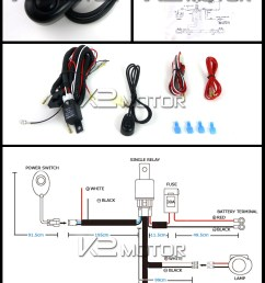 off road led working lights wiring kit 4x4 off road light wiring kit off road light kit wiring [ 800 x 1239 Pixel ]