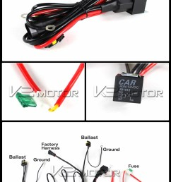 xenon hid conversion wiring harness kit inset 1 [ 800 x 2047 Pixel ]