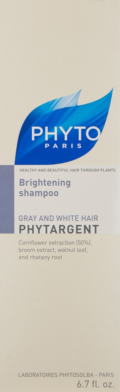 Rusk Shampoo Gray Hair