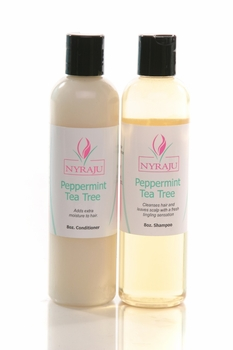 Natural Peppermint Oil For African American Hair Care Products