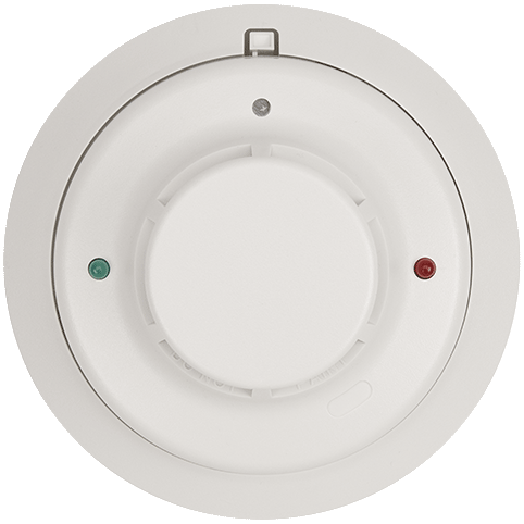 4 wire photoelectric smoke detector mercury outboard controls diagram 4w b system sensor conventional i3 honeywell intelligent