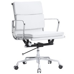 Eames Aluminum Management Chair Replica Pit Stop Gaming Soft Pad - Office