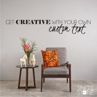 Custom Wall Decal - Create Your Own - Wall Decals | Wall ...