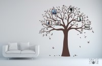 Family Tree Photo Frame - Wall Decal - Wall Decals | Wall ...